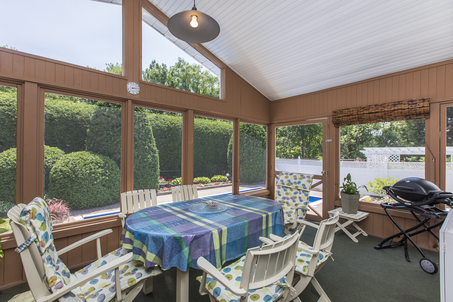 Covered deck- 2