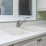 Kitchen – sink and counter