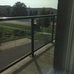 Balcony-West view