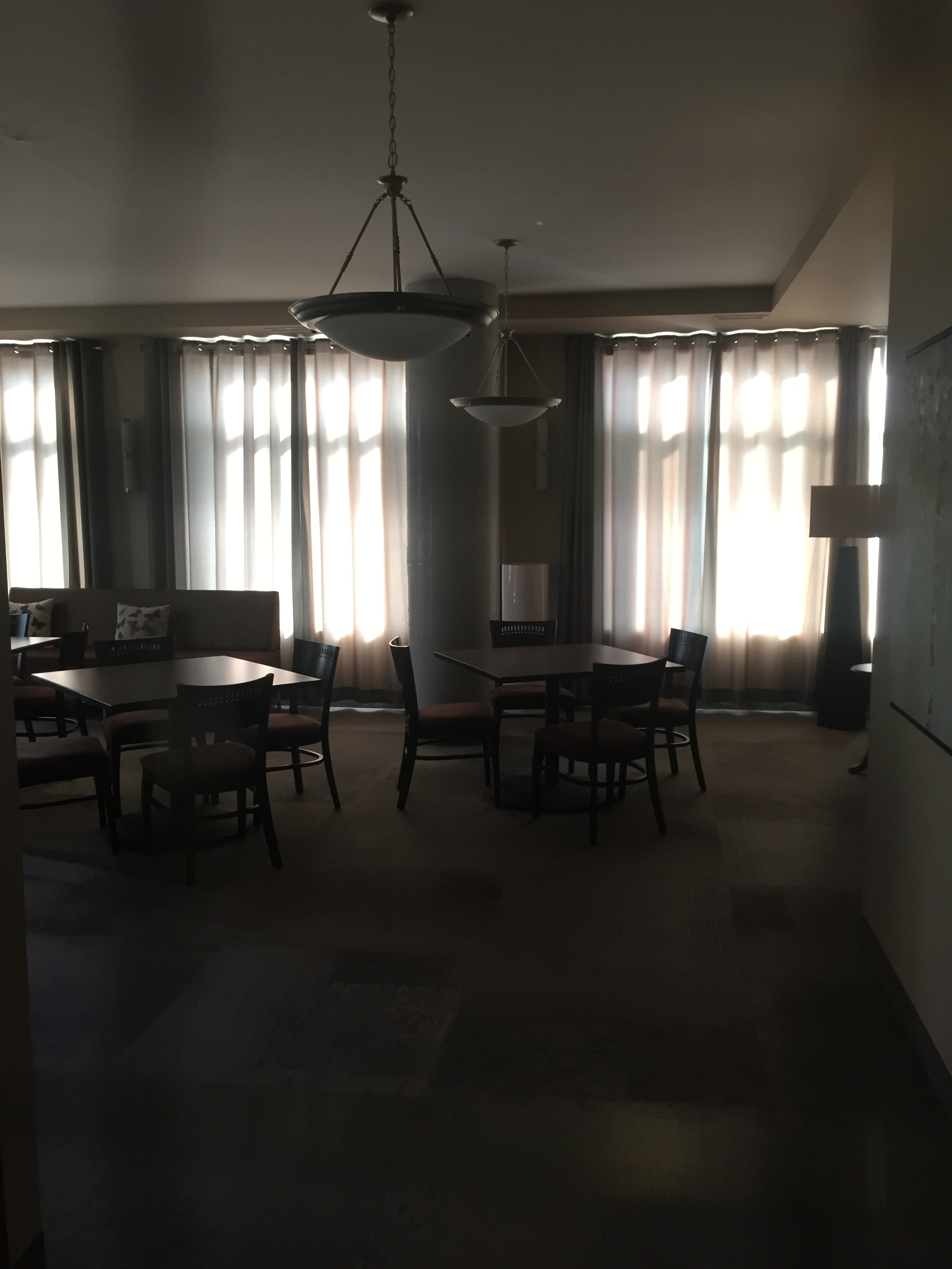 Picture of Party Room -poor