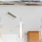 Kitchen lighting area