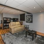 Basement Recreation Room pic 3